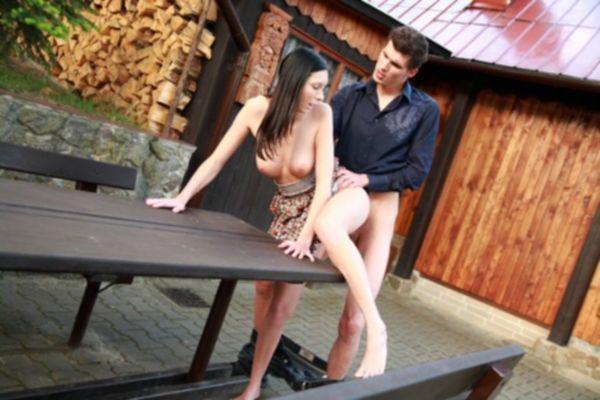 Домашние порно фото голых бывших девушек студента Димы